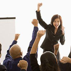 Секреты успешного выступления перед публикой: уверенная жестикуляция