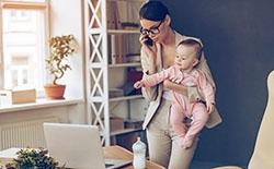 Хорошая новость для работающих мам в России