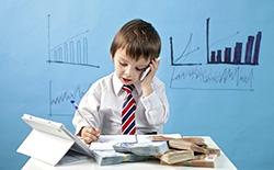 Приблизительно 80 процентов работающих детей делают это неофициально