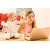 Подработка в декрете и с маленькими детьми